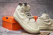 Кроссовки мужские 14794, Nike LF1 Duckboot, бежевые ( размер 42 - 27,4см ), фото 5