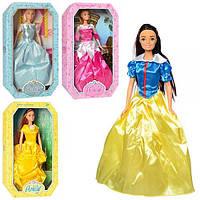 Кукла 99110 (48шт) 29см, 4вида, в кор-ке, 18-32-5,5см Н
