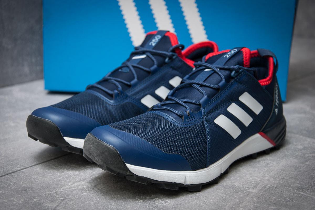 Кроссовки мужские 11814, Adidas  Terrex, темно-синие ( размер 42 - 26,5см )