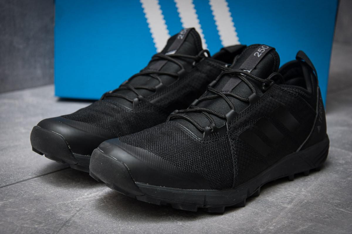 Кроссовки мужские 11815, Adidas   Terrex, черные ( размер 43 - 27,2см )