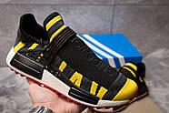 Кроссовки мужские 14923, Adidas Pharrell Williams, черные ( размер 42 - 27,0см ), фото 2