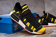 Кроссовки мужские 14923, Adidas Pharrell Williams, черные ( размер 42 - 27,0см ), фото 5