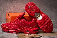 Кроссовки мужские 14951, Nike Tn Air, красные ( размер 44 - 28,0см ), фото 4