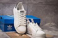 Кроссовки мужские 14981, Adidas Stan Smith, белые ( размер 44 - 28,5см ), фото 3