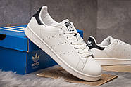 Кроссовки мужские 14981, Adidas Stan Smith, белые ( размер 44 - 28,5см ), фото 5