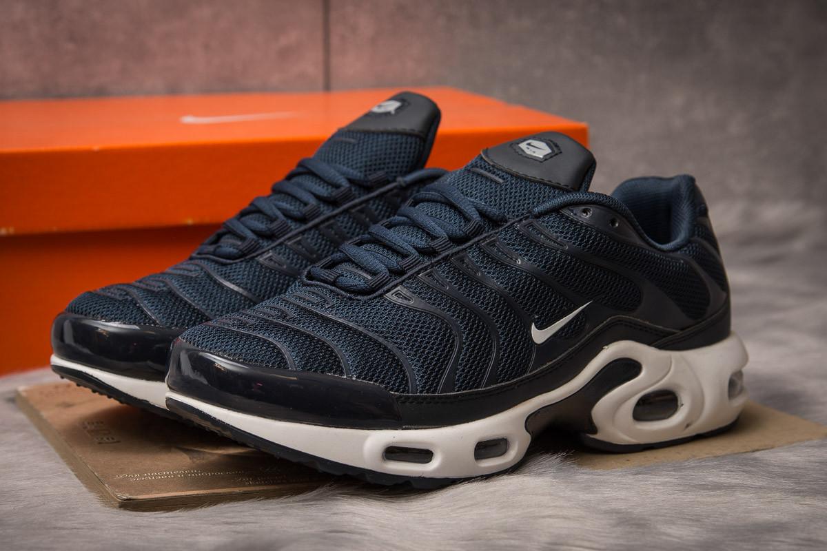 Кроссовки мужские 15044, Nike Tn Air, темно-синие ( размер 44 - 28,5см )
