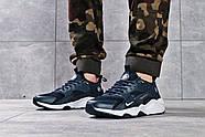 Кроссовки мужские 16223, Nike Air Huarache, темно-синие ( размер 41 - 26,5см ), фото 2