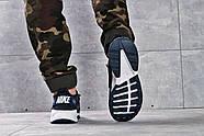 Кроссовки мужские 16223, Nike Air Huarache, темно-синие ( размер 41 - 26,5см ), фото 3