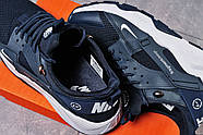 Кроссовки мужские 16223, Nike Air Huarache, темно-синие ( размер 41 - 26,5см ), фото 5