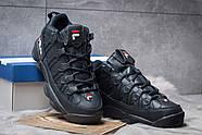 Зимние мужские кроссовки 30462, Fila Spaghetti, темно-синие ( размер 41 - 26,0см ), фото 3