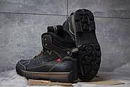 Зимние мужские ботинки 30641, Switzerland Swiss, черные ( размер 41 - 27,0см ), фото 4