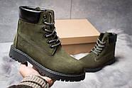 Зимние женские ботинки 30662, Timberland 6 Premium Boot, хаки ( размер 36 - 24,0см ), фото 2