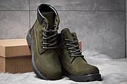 Зимние женские ботинки 30662, Timberland 6 Premium Boot, хаки ( размер 36 - 24,0см ), фото 3