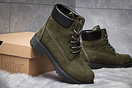 Зимние женские ботинки 30662, Timberland 6 Premium Boot, хаки ( размер 36 - 24,0см ), фото 5