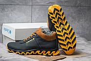 Зимние мужские ботинки 30691, Columbia Track II, темно-синие ( размер 40 - 26,6см ), фото 4