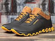 Зимние мужские ботинки 30692, Columbia Track II, черные ( размер 42 - 28,0см ), фото 2
