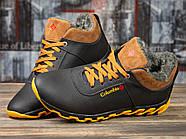 Зимние мужские ботинки 30692, Columbia Track II, черные ( размер 42 - 28,0см ), фото 3