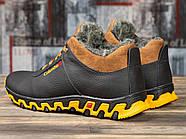 Зимние мужские ботинки 30692, Columbia Track II, черные ( размер 42 - 28,0см ), фото 4