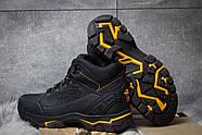 Зимние мужские ботинки 30942, Jack Wolfskin, темно-синие ( размер 40 - 26,7см ), фото 4
