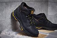 Зимние мужские ботинки 30942, Jack Wolfskin, темно-синие ( размер 40 - 26,7см ), фото 5