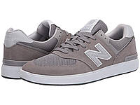 Кроссовки/Кеды New Balance Numeric AM574 Grey/Grey, фото 1