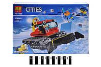 """Конструктор """"CITIES"""" """"Снігоприбиральна машина"""" 209 дет. 11222"""