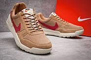 Кроссовки мужские 13154, Nike Apparel, коричневые ( размер 41 - 26,0см ), фото 5