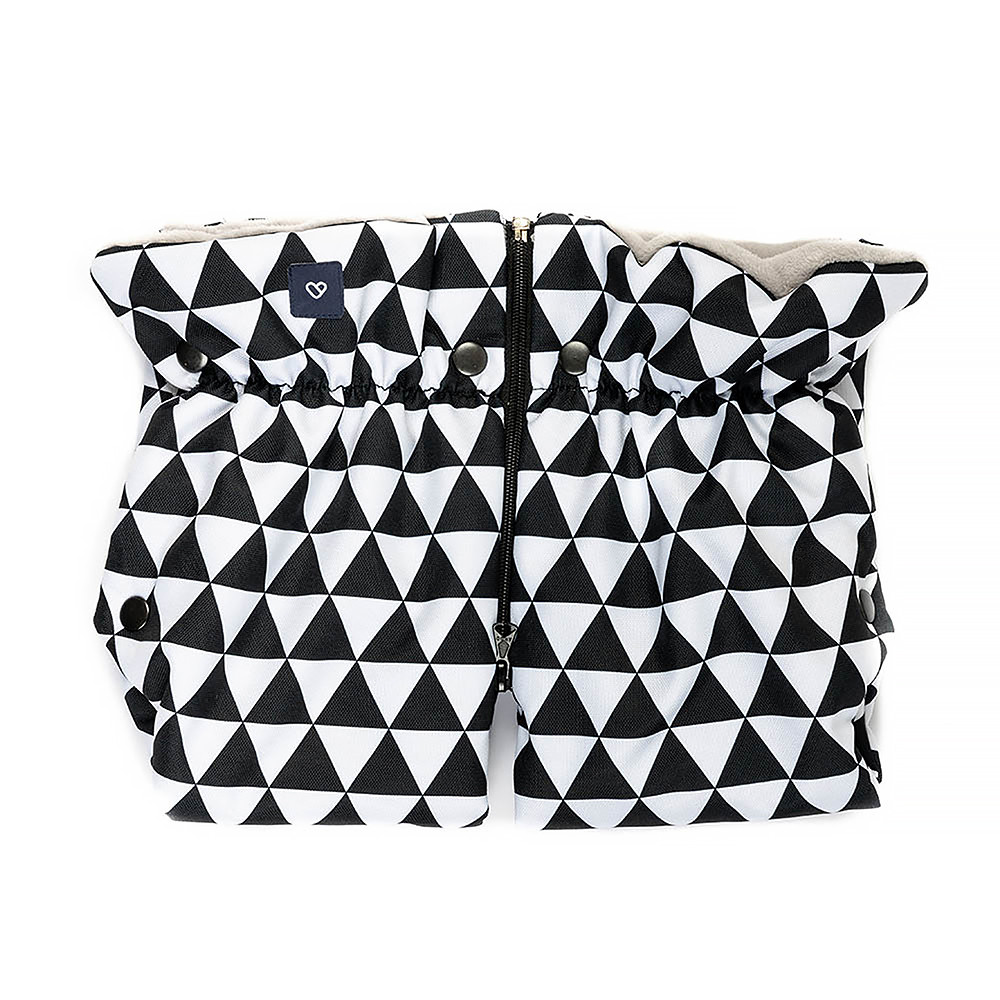 Муфта Womar (Zaffiro) MUF 2in1 geo black&white limited (чорно-білий ромб)