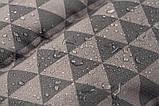 Муфта Womar (Zaffiro) MUF 2in1 geo black&white limited (чорно-білий ромб), фото 3
