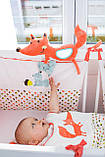 Игрушка Labebe Activity fox for baby chair 0m+ HY041086, фото 4