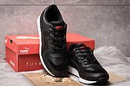 Кроссовки мужские 14931, Puma Roland RS-100, черные ( размер 44 - 28,2см ), фото 3