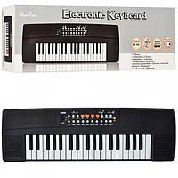 Синтезатор SK 3733 (24шт) 37 клавиш,4 ритма,3 тона, демо, запись, от сети, в кор-ке, 61,5-19-7см Н