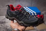 Кроссовки женские 15093, Adidas Terrex Swift, темно-синие ( размер 37 - 23,3см ), фото 2