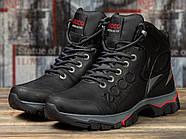 Зимние мужские ботинки 31172, Ecco Natural Motion, черные ( размер 40 - 26,5см ), фото 2