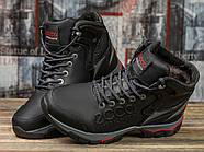 Зимние мужские ботинки 31172, Ecco Natural Motion, черные ( размер 40 - 26,5см ), фото 3