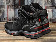 Зимние мужские ботинки 31172, Ecco Natural Motion, черные ( размер 40 - 26,5см ), фото 4