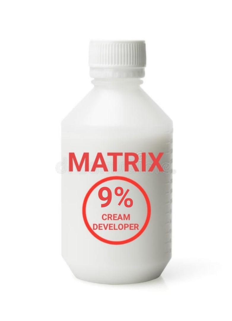 Окислители 9% Matrix 90 мл.(р) разлив