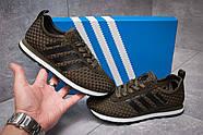 Кроссовки женские 13412, Adidas Lite, хаки ( размер 38 - 23,8см ), фото 2