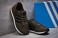 Кроссовки женские 13412, Adidas Lite, хаки ( размер 38 - 23,8см ), фото 3