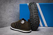 Кроссовки женские 13412, Adidas Lite, хаки ( размер 38 - 23,8см ), фото 4