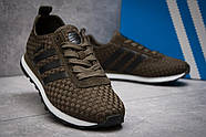 Кроссовки женские 13412, Adidas Lite, хаки ( размер 38 - 23,8см ), фото 5