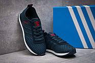 Кроссовки женские 13413, Adidas Lite, темно-синие ( размер 37 - 23,1см ), фото 3