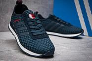 Кроссовки женские 13413, Adidas Lite, темно-синие ( размер 37 - 23,1см ), фото 5