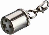 1341 Trixie  Брелок-фонарик c карабином, 1 см