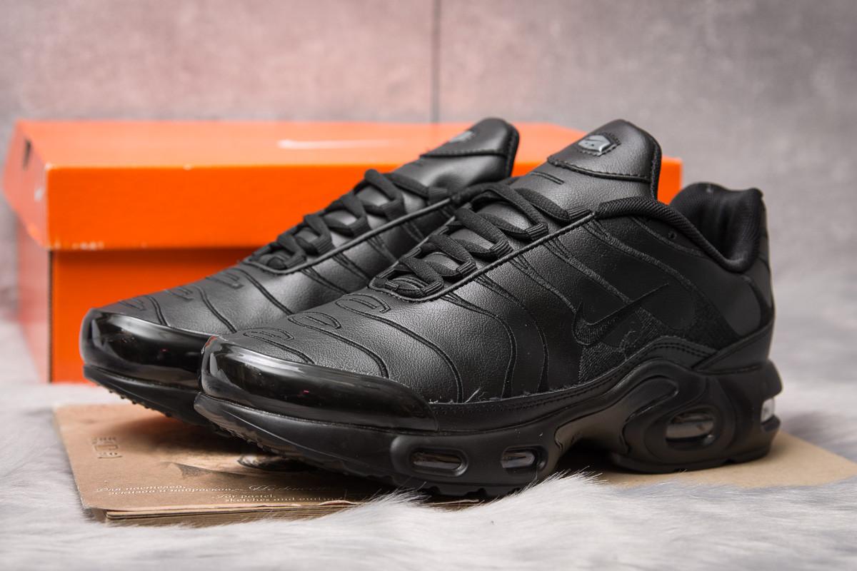 Кроссовки мужские 15294, Nike Tn Air, черные ( размер 42 - 27,0см )