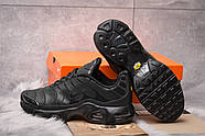 Кроссовки мужские 15294, Nike Tn Air, черные ( размер 42 - 27,0см ), фото 4