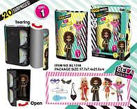 """Кукла """"Bella Dolls"""", модные фэшн-куклы, одежда, украшения, BL1158"""