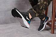 Кроссовки мужские 16103, Nike Epic React, темно-серые ( размер 41 - 26,8см ), фото 5