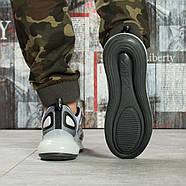 Кроссовки мужские 16123, Nike Air 720, серые ( размер 45 - 29,0см ), фото 3