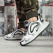 Кроссовки мужские 16123, Nike Air 720, серые ( размер 45 - 29,0см ), фото 4